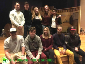 Alumni return to The Winchendon School to see performing arts