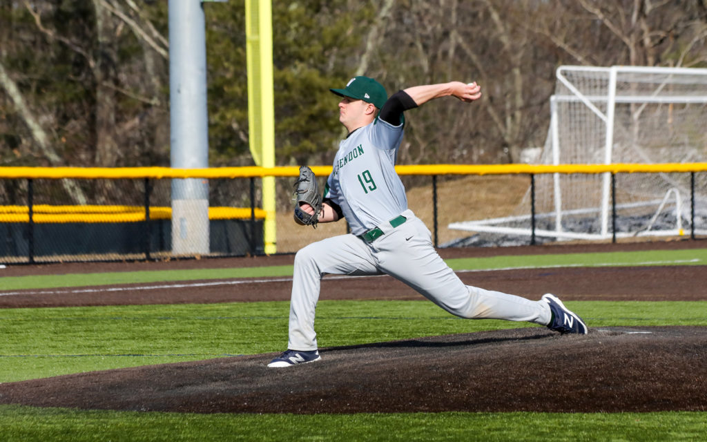 Congratulations to Nate Espelin '19 on being drafted by the New York Yankees.