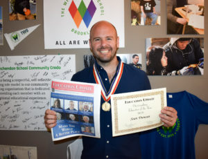 Outstanding Educator Sean Duncan of The Winchendon School | NYC